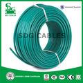 Sdg pvc aislar bv 2.5mm2 sólido de cobre alambre eléctrico