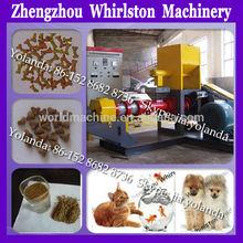 Dry type and wet type animal feed extruder machine dog/cat/fish/chicken feed machine
