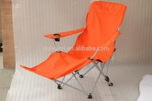 Portable Steel Fishing Folding Adjustable Backrest Chair
