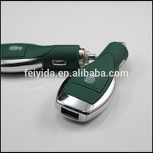 Wonderful 5V/1A 2A hotest usb car charger for iphone/ipad/samsung/tablet