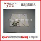 Fold printed Paper Napkin table napkin