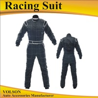 Auto Car Racing suit SFI Level 5 Rating Nomex IIIA with Fire proof suit