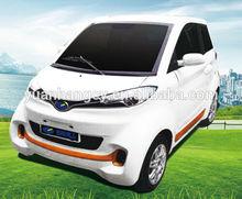 Hot sale comfortable 4 seats solar car --Sunshine E-Car