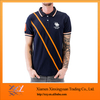100%Cotton Polo Collar Tshirt Design Embroidery Polos