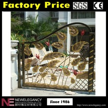 Guangzhou Manufacture sliding gate designs for homes
