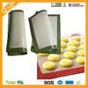 Amazon hot sale factory price heat resistant non-stick silicon mats