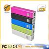 Portable 2600mah Mobile Phone Charger&Power Bank with Custom Logo Printing
