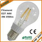 NEW product E27 Base 4W LED Filament Bulb Light