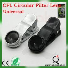 Wholesale Universal Circular Polarizer 77mm Camera CPL mobile phone CPL filter lens