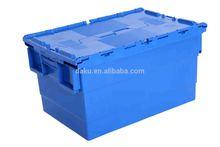 Plastic Heavy Duty Storage Bins with Lids