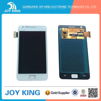Alibaba wholesale White LCD Display Touch Screen Digitizer for Samsung Galaxy S2 I9100