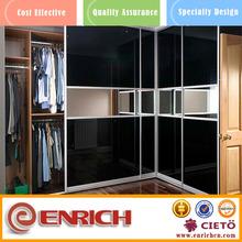bedroom wardrobe designs 3 folds sliding doors