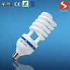 CFL Customizable Half Spiral Lamp Phosphor Energy Saving Lamp CFL 85w Light