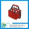 Latest 12 pack neoprene bottle cooler bag portable beverage tote bag