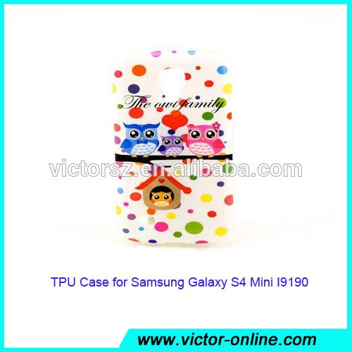 S4 Mini Case, For Samsung Galaxy S4 Mini Case, I9190 TPU Case