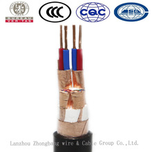 90 E/N/P/C (3/15) Silicone Insulated Compensating and Extension Cable with or without Steel Wire Braiding