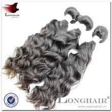 Alibaba Wholesale 6A 100% Natural Unprocessed european natural wavy hair braid