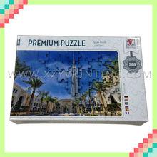 Hot sale!Cheap wholesale folding jigsaw puzzle table