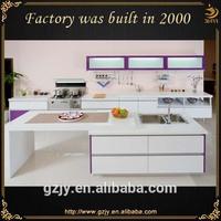 High quality fashion kitchen interior design,portable kitchen pantry