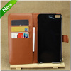 Factory price wallet leather case for iphone 6