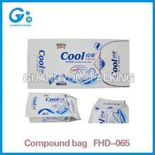 hot sale plastic bags for wood pellets