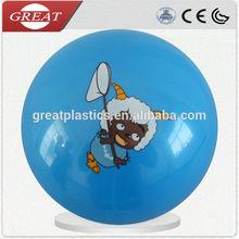 PVC light ball sticker ball for child play