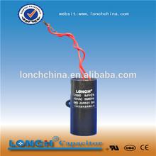 motor run capacitor polypropylene film capacitor for sale