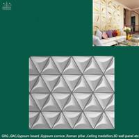 Building Material Fiberglass GRC Wholesale Natural Stone 3d Board