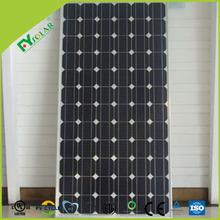 200W power Mono Solar Panel TUV CE CEC certified Solar Module