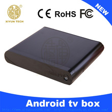 smart internet google xbmc quad core dvb-t android 2.3 tv box