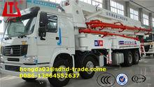 concrete pump truck24m,27m,42m,45m,48m,52m hot sale product