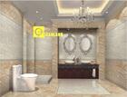 glossy glazed classic victorian bathroom tiles