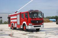 sinotruk fire truck airport equipment