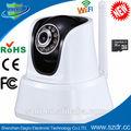 Nova 720p megapixel sd/tf cartão p2p wifi câmera ip 360- grau de câmeras de segurança câmera de segurança longe do alcance
