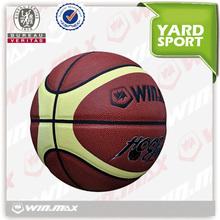 7# PU Standard Match Basketball,Traning basketball, official size 7 basketball