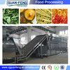 belt drying equipment / chili drying machine