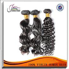 Latest design yaki hair 100% indian human remy virgin hair extension