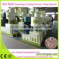 Chine état nouveau et de bonne qualité machine de fabrication de pastilles de bois granulés