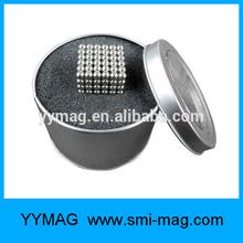 Sphere Neodymium Magnet/ 216 Pcs-neo cube Toy