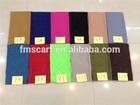 2014 Cheap sale woman borong viscose rose scarf