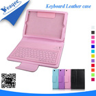 china factory tablet pc keyboard with leather case
