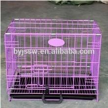Galvanized Pet Wire Cage