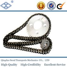 630 hot sale european standard roller chain sprockets,chain sprocket double pitch roller chains,transmission kit conveyor chain