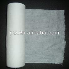 "100% Cotton 40s' yarn 20x12mesh Absorbent Muslin Gauze rolls 4ply 36"" X 100Yards"