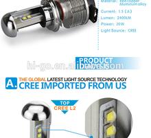 2014 best selling auto led bulb h4