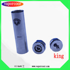2014 Best selling Most Popular High quality 18650 rebuildable king mod,mp4 king
