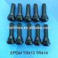 Sin cámara de aire a presión - en válvulas del neumático TR413 stem TR414