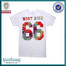 blank baseball t-shirt wholesale 3d printing of men's t-shirt custom men t shirts for sublimation printing big neck t-shirt