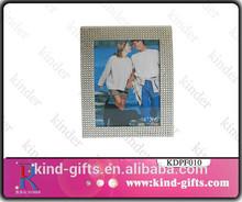family photo frame with swarovski crystal decoration