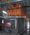carbón de agua la mezcla de agua caliente de la caldera para calefacción central